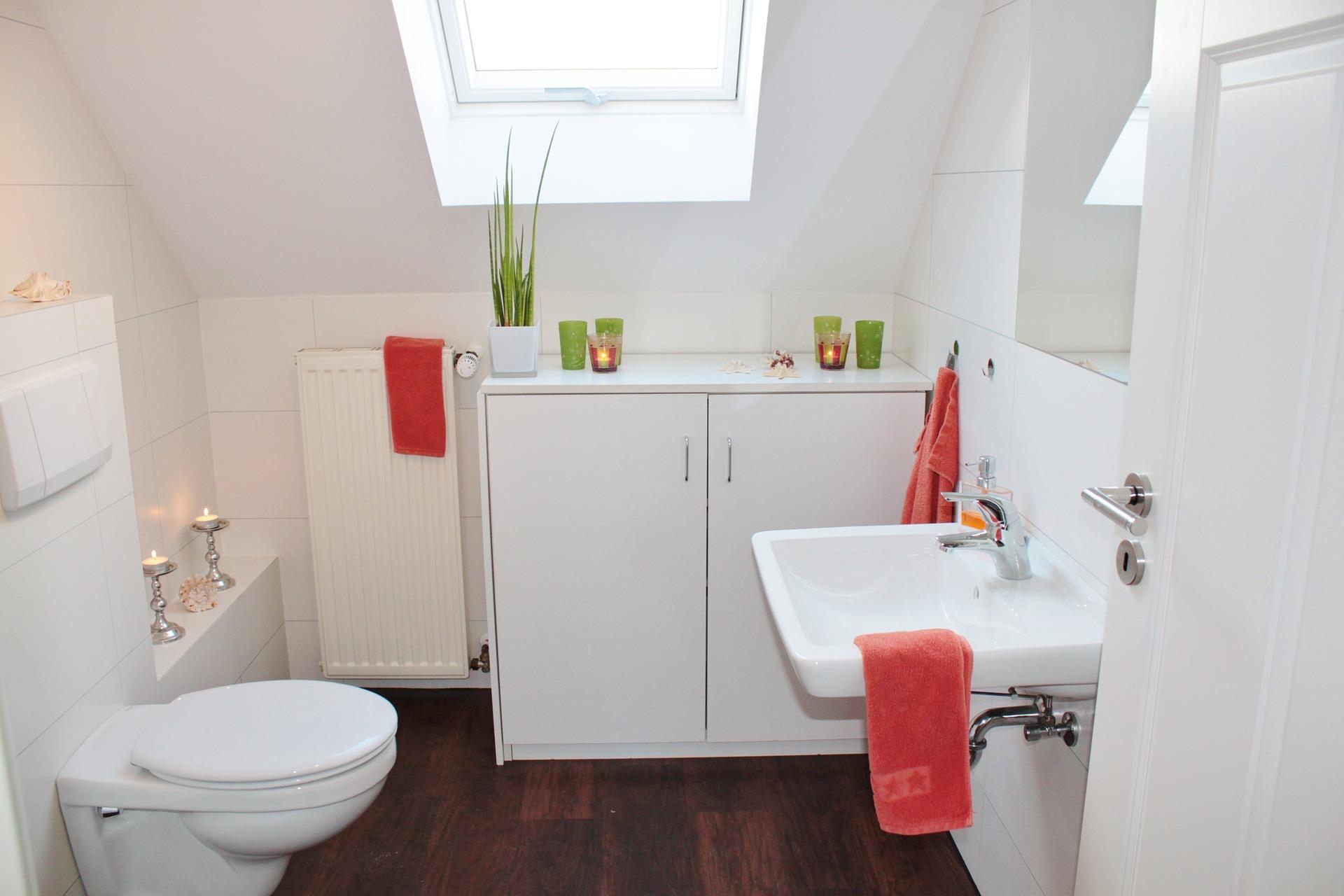 風水トイレに良い色の壁紙を ラメさんの風水のお部屋